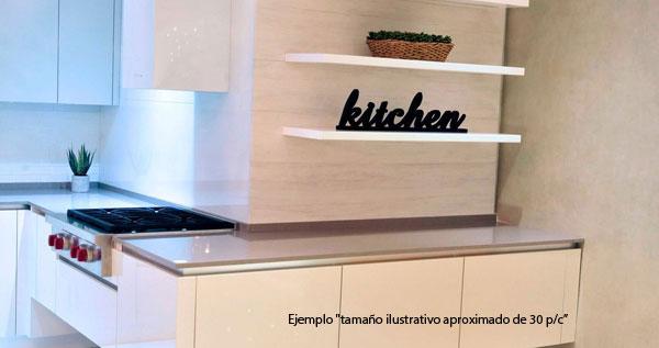 Tope en granito para tu cocina. Incluye instalación + terminación ...
