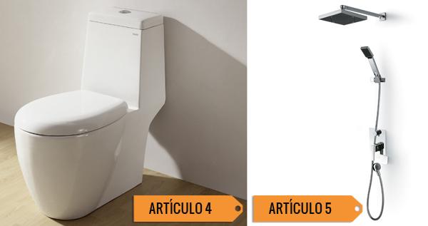 Muebles Para Baño Puerto Rico:lavamanos, mezcladora de ducha, puertas de ducha con clamps, mueble