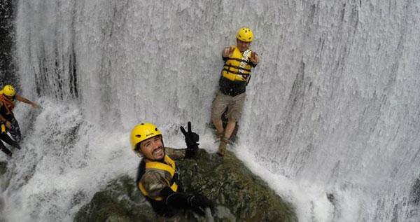 Puerto Rico Body Rafting Tour