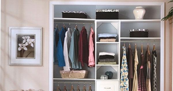 Separa con 25 organizador metal y puertas de closets en for Armar closet de madera